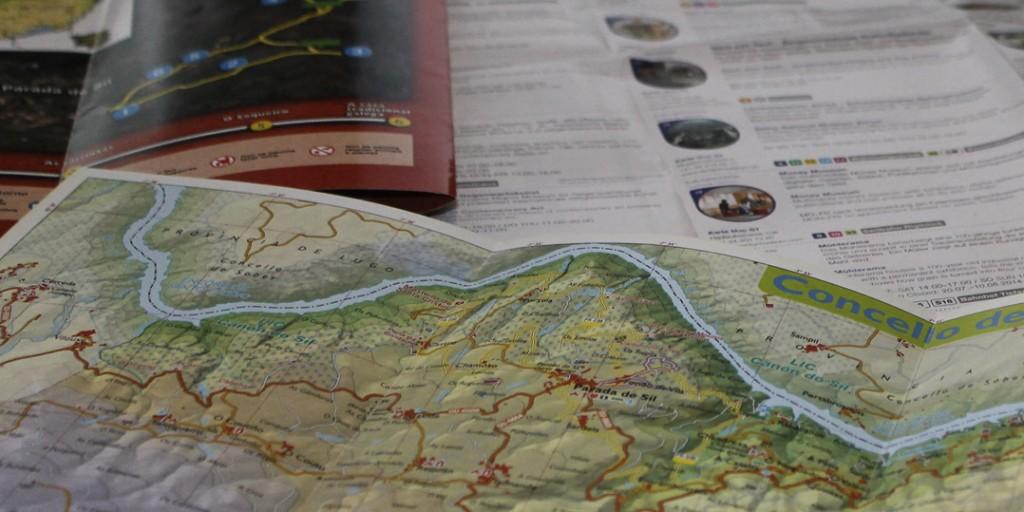 Planificación previa de la ruta de Senderismo