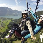 Paragliding Interlaken