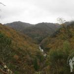 Cañón Río Homen