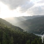 Panorámica Río Cávado