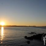 Puesta de sol Coruña