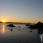Atardecer Puerto de Santa Cruz