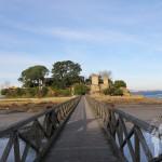 Puente Castillo de Santa Cruz