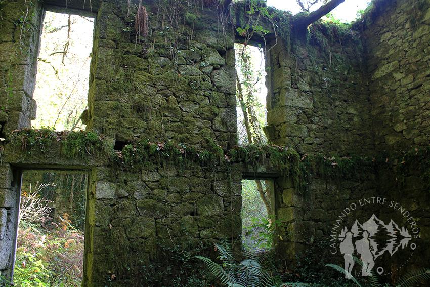 Antiguo Balneario en ruinas