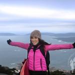 Llegando al Pico de la Moa