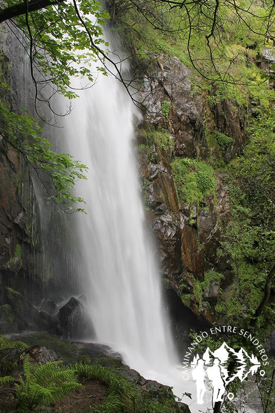 Fervenza de Auga caída (Ribeira Sacra)