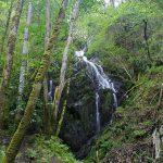 Cascada del arroyo de la Salgueira