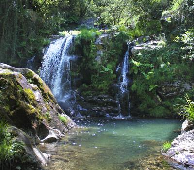 Ruta ambiental Castelo de Vitres (Boiro)