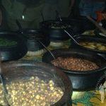 Cena comunidad de Mto Wa Mbu