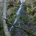Cascada de Santalla (Samos)