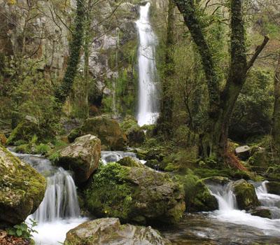Cascadas de Oneta (Villayón)
