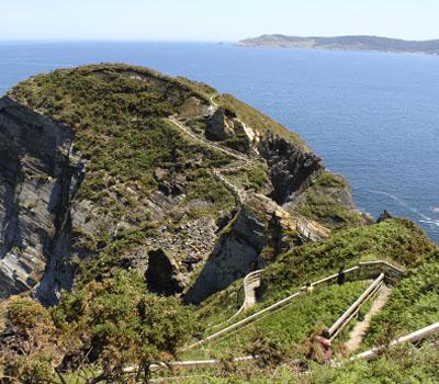 Punta Fuciño do Porco (Lugo)