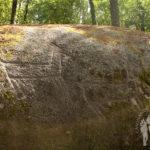 Petróglifo Pedra da Cabra de la Edad de Bronce