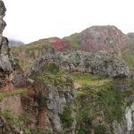 Camino hacia Lago de la Cueva
