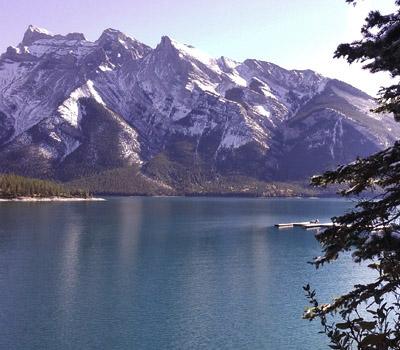 Lago Minnewanka (Banff)