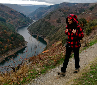 Ruta Miradores de Doade (Lugo)