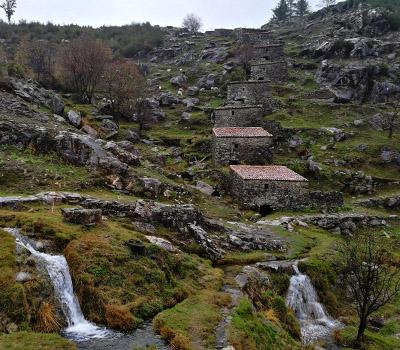 Muiños do Folon e o Picón (Pontevedra)