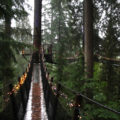 Capilano Suspension Bridge (Vancouver)