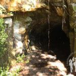 Túnel de unos 40 metros