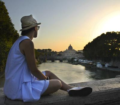 Plazas y Fuentes (Roma)