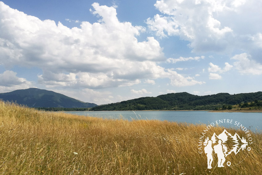 Lago Campotosto (L'Aquila)
