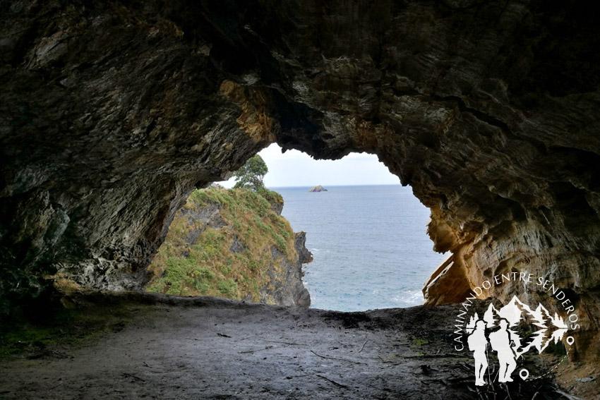 Cueva de la Doncella (O Vicedo)