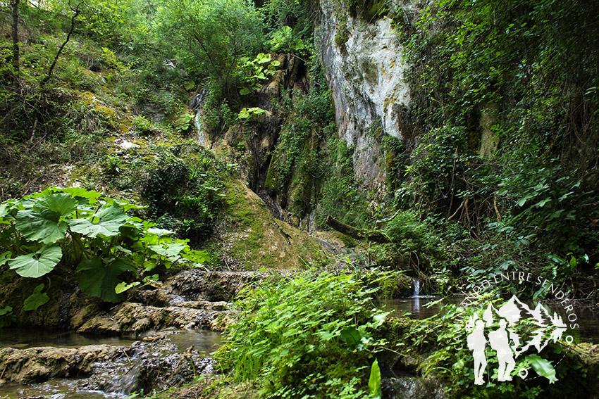 Pie Cascata delle Vallocchie (Rieti)