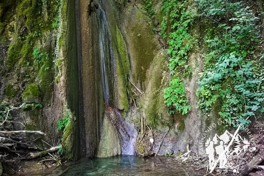 Cascata delle Vallocchie (Rieti)