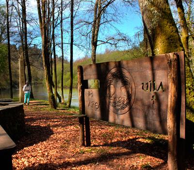 Paseo Fluvial Berres-Ulla (A Estrada)