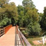 Paseo fluvial de los Molinos de Ponte Goiáns