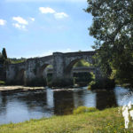 Puente Medieval de A Burga da Pontevea