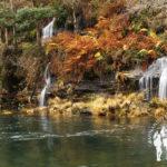 Saltos de agua río Sor