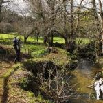 Senda fluvial río Rigueira (Xove)