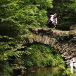 Puente piedra rego Mainzoso