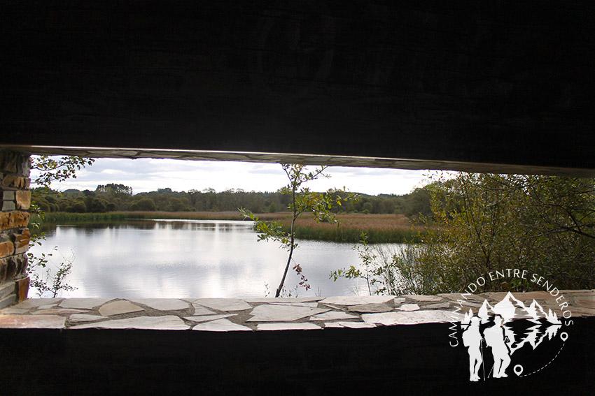 Ruta Laguna de Cospeito (Lugo)