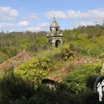 Ruinas de la Iglesia de Santa Baia de Chacín