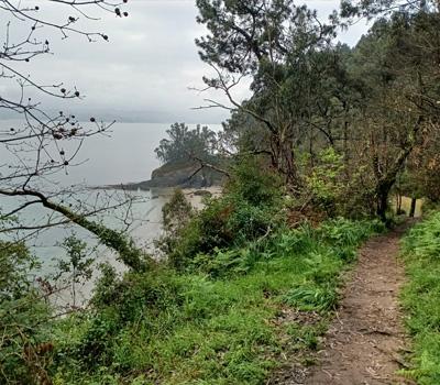 Roteiro Mariñan - Costa Doce (Sada)
